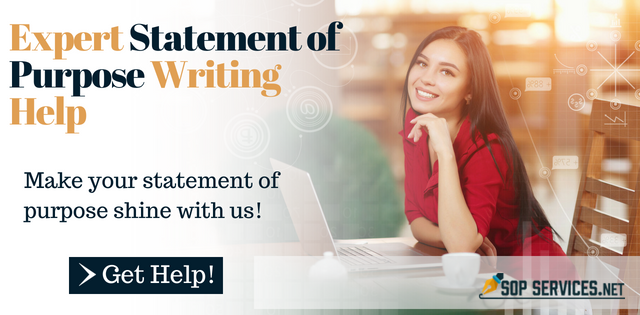 reliable statement of purpose for mba writing