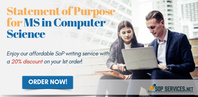professional sop for ms in computer science